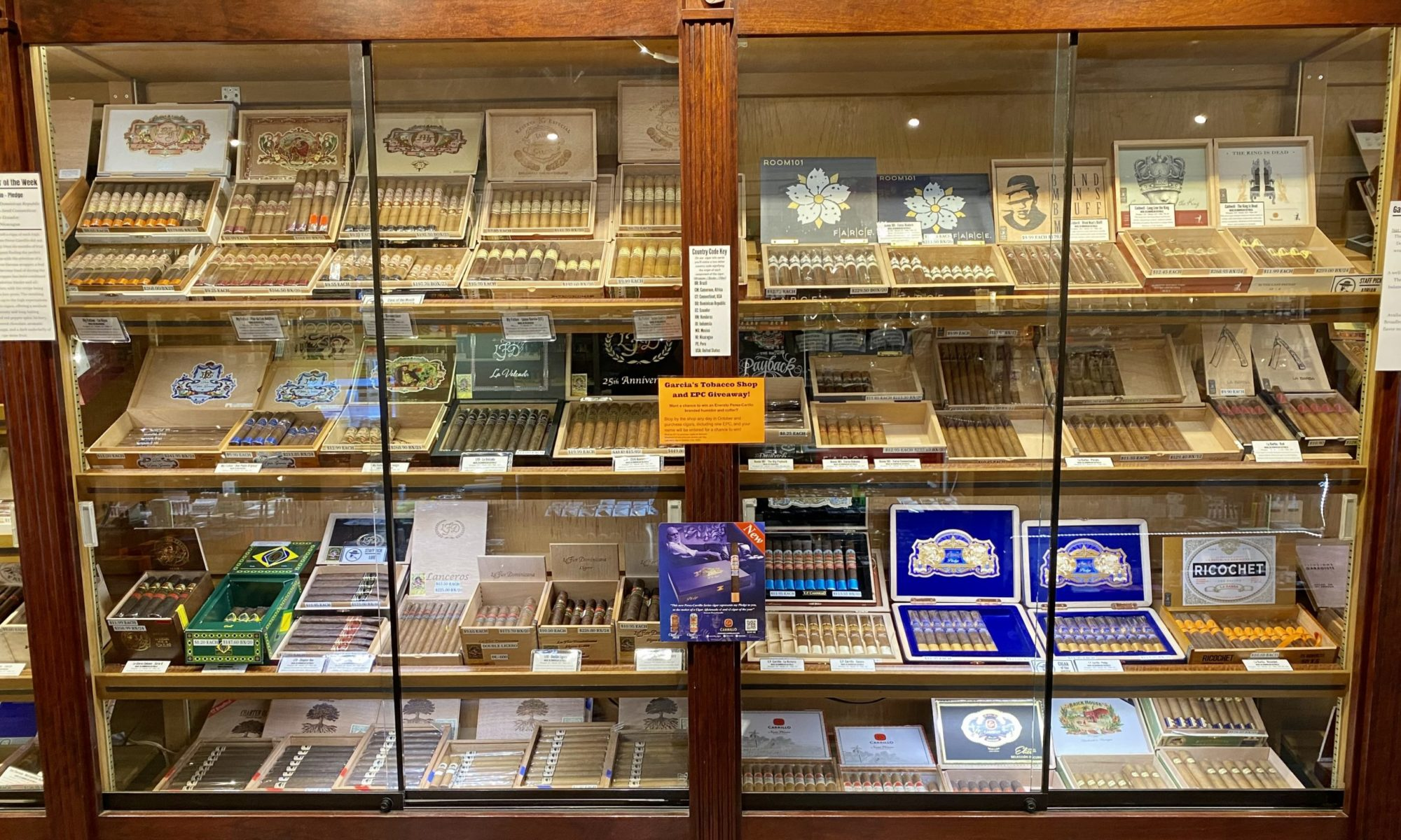 Garcia's Tobacco Shop